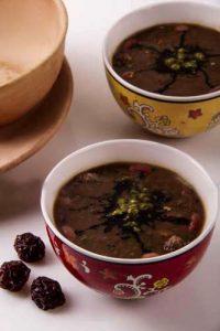 دستور پخت آش گیلدیک/ یک پیش غذای آذری