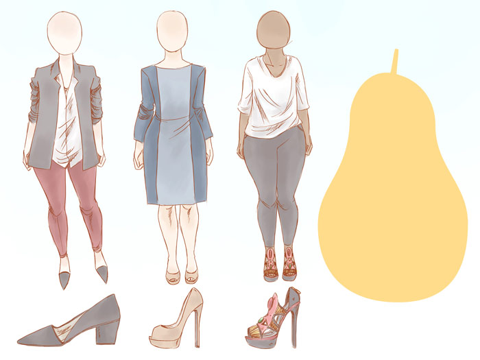 مناسب ترین نوع لباس پوشیدن برای شما + عکس