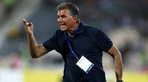 کارلوس کی روش کاپیتان تیم ملی را بازی نخواهد داد