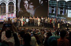 مراسم اختتامیهء سریال پرطرفدار شهرزاد + عکس و حاشیه