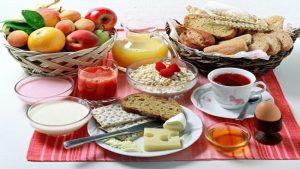 لیست غذاهای مناسب و مقوی برای افطار و سحر