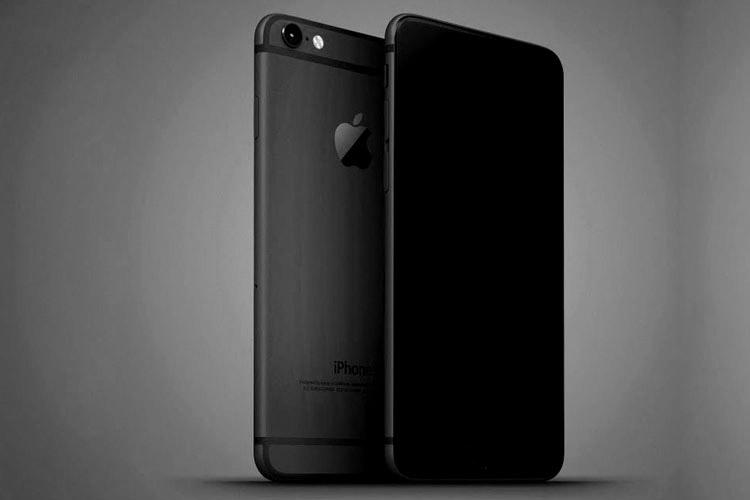 نسخه جدید آیفون 7 میشکی و خاکستری تیره خواهد بود