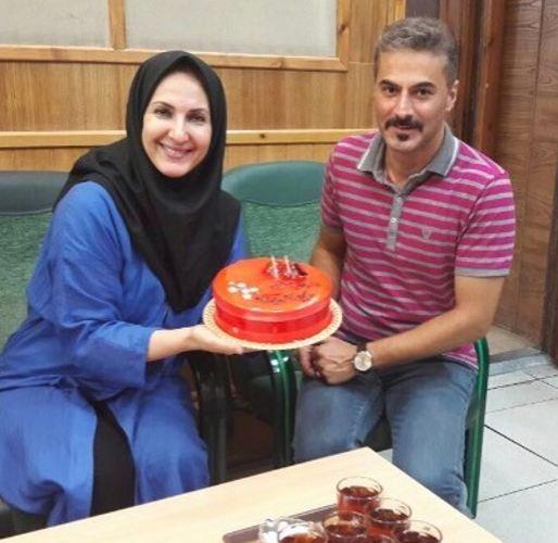جشن تولدهای پی در پی فاطمه گودرزی