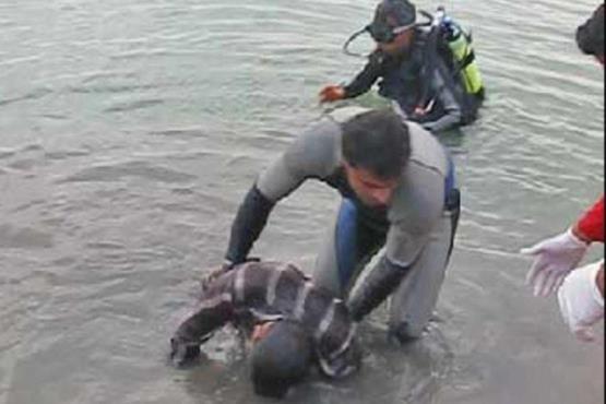مفقود شدن گردشگران اهوازی در آب های خروشان دز