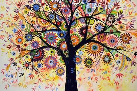 فواید کشیدن نقاشی برای سلامت روان