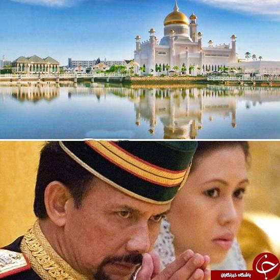 بزرگترین قصر موجود در دنیا