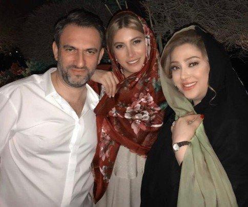 دوستی مریم سلطانی با فریبا نادری