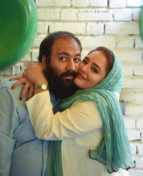 متن عاشقانه نرگس محمدی برای علی اوجی