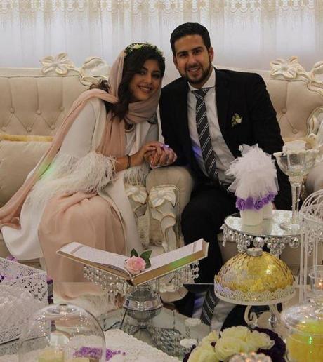 ازدواج دختر شطرنج باز ایرانی