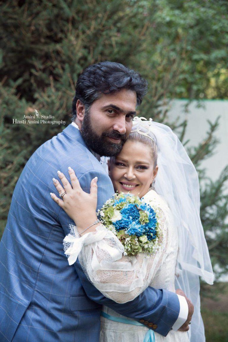 تصاویری از مراسم ازدواج دوم بهاره رهنما