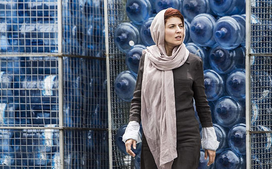 هنرنمایی لیلا حاتمی در فیلم جدیدش