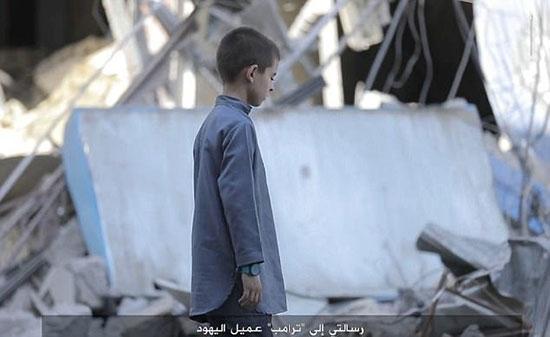 پیام پسر بچه ده ساله برای رئیس جمهور آمریکا