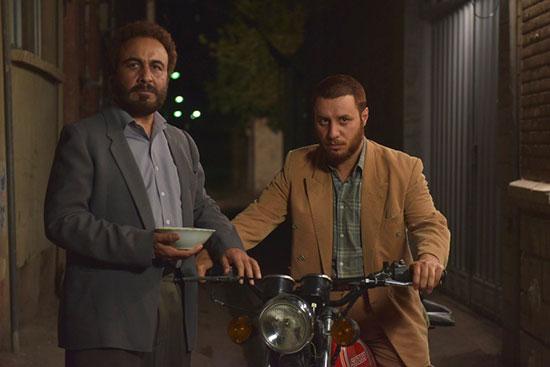 رضا عطاران در فیلم سینمایی هزارپا