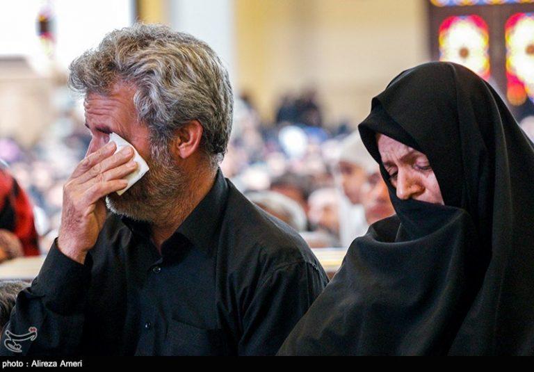 واکنش والدین شهید محسن حججی به بازگشت پیکر وی