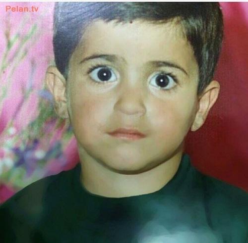 دوران بچگی علی عبدالمالکی