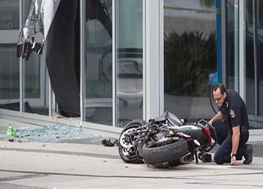 حادثه در حین فیلمبرداری فیلم ددپول