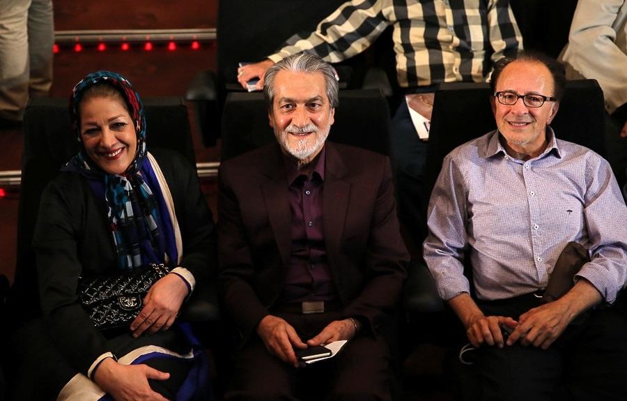 مراسمی ویژه و مخصوص برای مجید انتظامی
