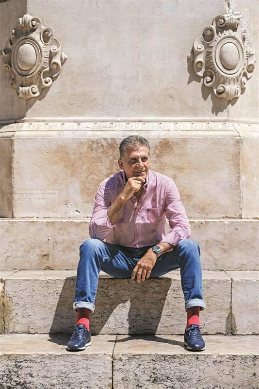 ترک پرتغال توسط کارلوس کی روش