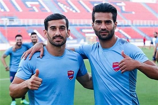 خداحافظی حاجی صفی و شجاعی با تیم ملی