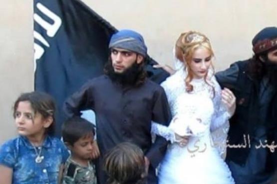 کشته شدن همسر سرکرده داعش