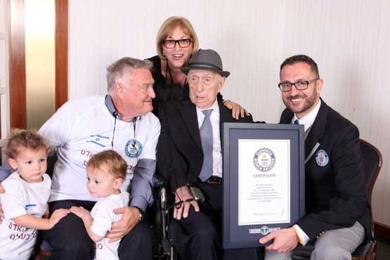 آشنایی با مسن ترین فرد در دنیا