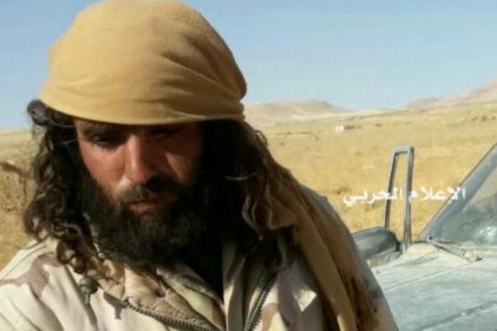 دستگیری یکی از سرکرده های داعش