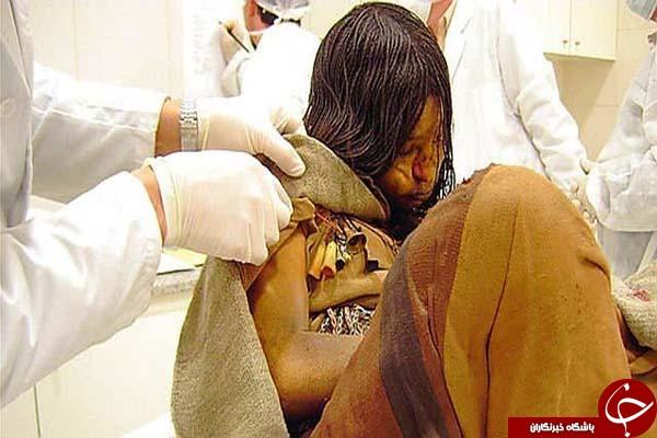 علت سالم ماندن جسد مومیایی