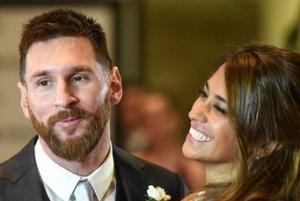 ارزش هدایای عروسی لیونل مسی