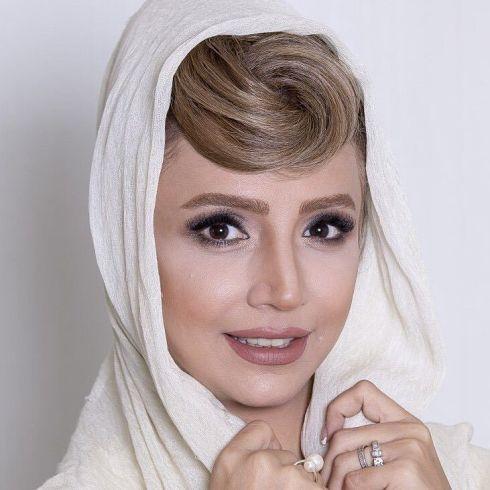 مدل موی جالب شبنم قلی خانی