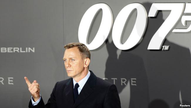 مأمور ۰۰۷ در جیمز باند
