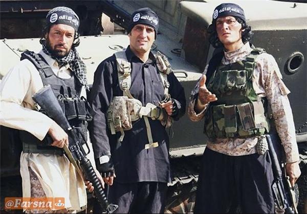 درگیری با نیروهای داعش در پایتخت 5