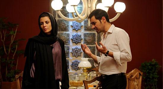 بازی  لیلا حاتمی و شهاب حسینی در دوران عاشقی
