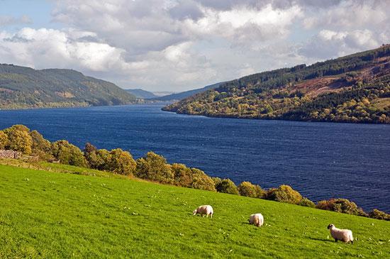 کشور اسکاتلند زیباترین جای دنیاست