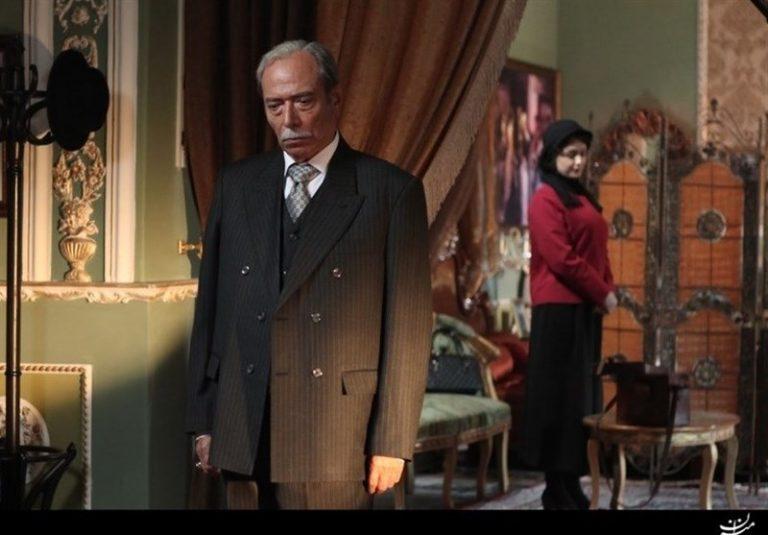 صحبت های علی نصیریان در مورد سریال شهرزاد