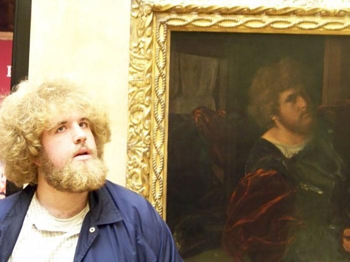 تشابه باورنکردنی چهره ها در موزه