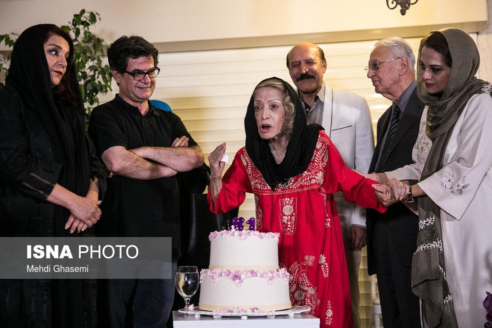 گرامیداشت زادروز ایران دَرودی