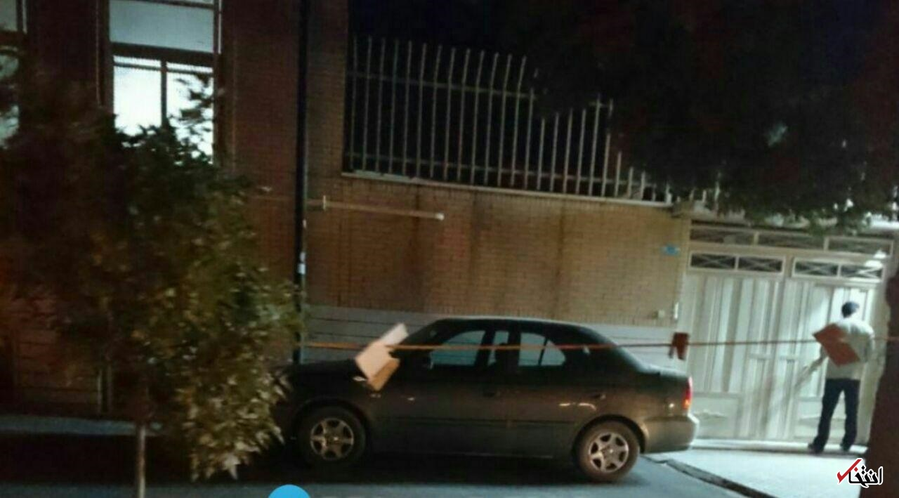 عملیات خنثی سازی بمب در اصفهان