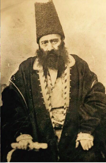 اولین تصویر ثبت شده از امیرکبیر
