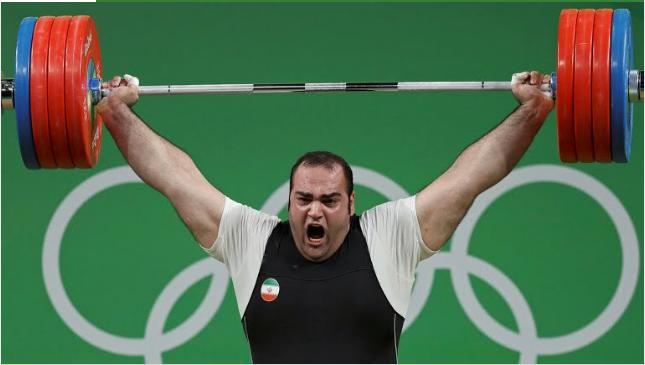 عنوان بهترین وزنهبردار جهان برای بهداد سلیمی