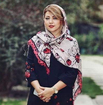 همسر شهاب حسینی در نمایش دریبل