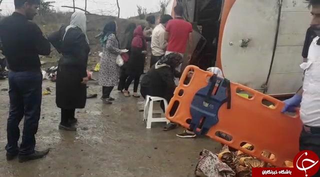 حادثه برای گردشگران در آستارا