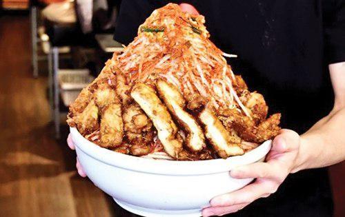 جایزه مخصوص برای خوردن غذای ژاپنی