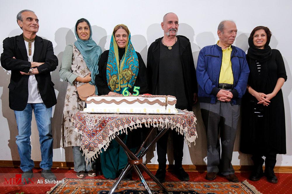 گزارش تصویری از گرامیداشت زادروز استاد فرهاد آئیش