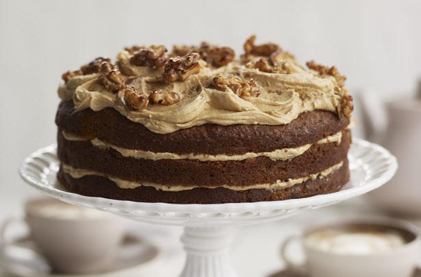 کیک قهوه انتخابی دلچسب برای عصرانه