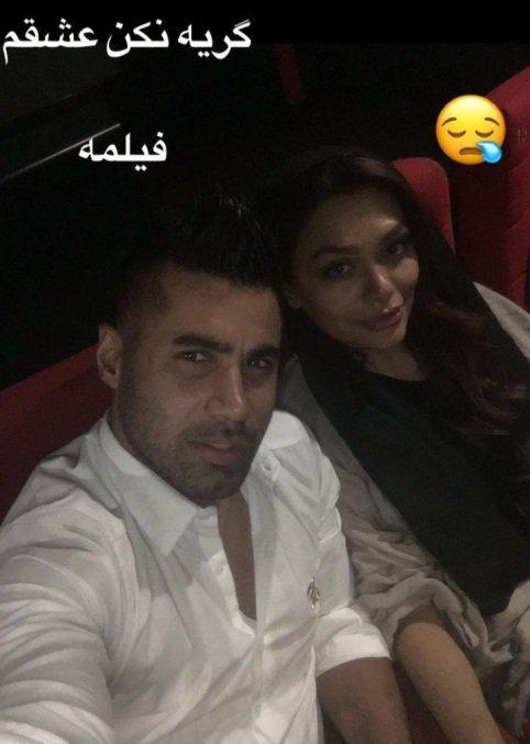 محسن فروزان در سینما