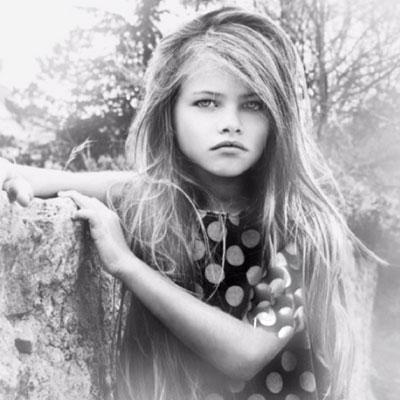 زیباترین دختر بچه 6 ساله دنیا