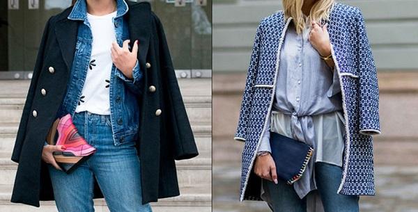 اصول پوشیدن لباس جین