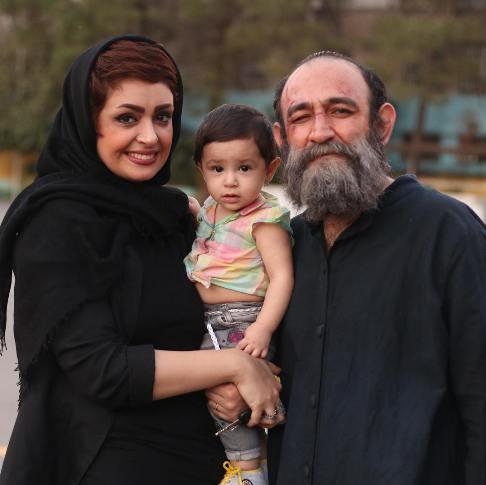 عکس خانوادگی از هدایت هاشمی