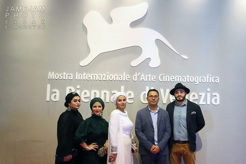 بازیگران فیلم ناپدید شده در جشنواره ونیز