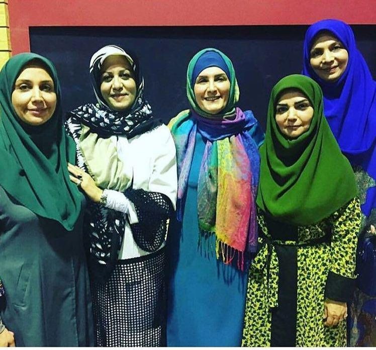 پنج مجری زن نوستالژیک